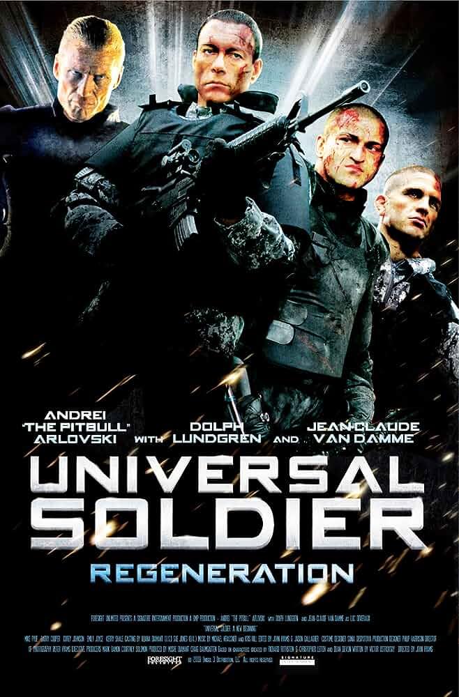 Universal Soldier: Regeneration (2009) Blu-Ray 480p 720p 1080p Dual Audio [Hindi & English] x264