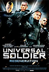 Primary photo for Universal Soldier: Regeneration