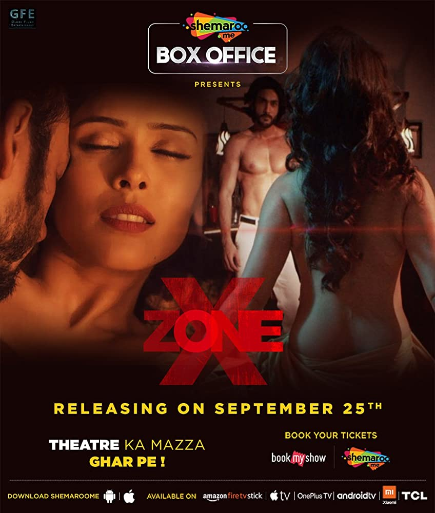 18+ X Zone (2020) Hindi Movie 480p HDRip 300MB