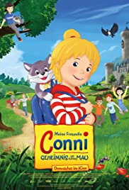 Conni and the Cat Poster