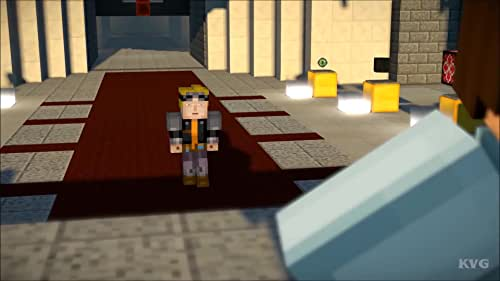MINECRAFT: STORY MODE: SEASON 2: EPISODE 5: ABOVE AND BEYOND