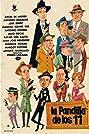 La pandilla de los once (1963) Poster