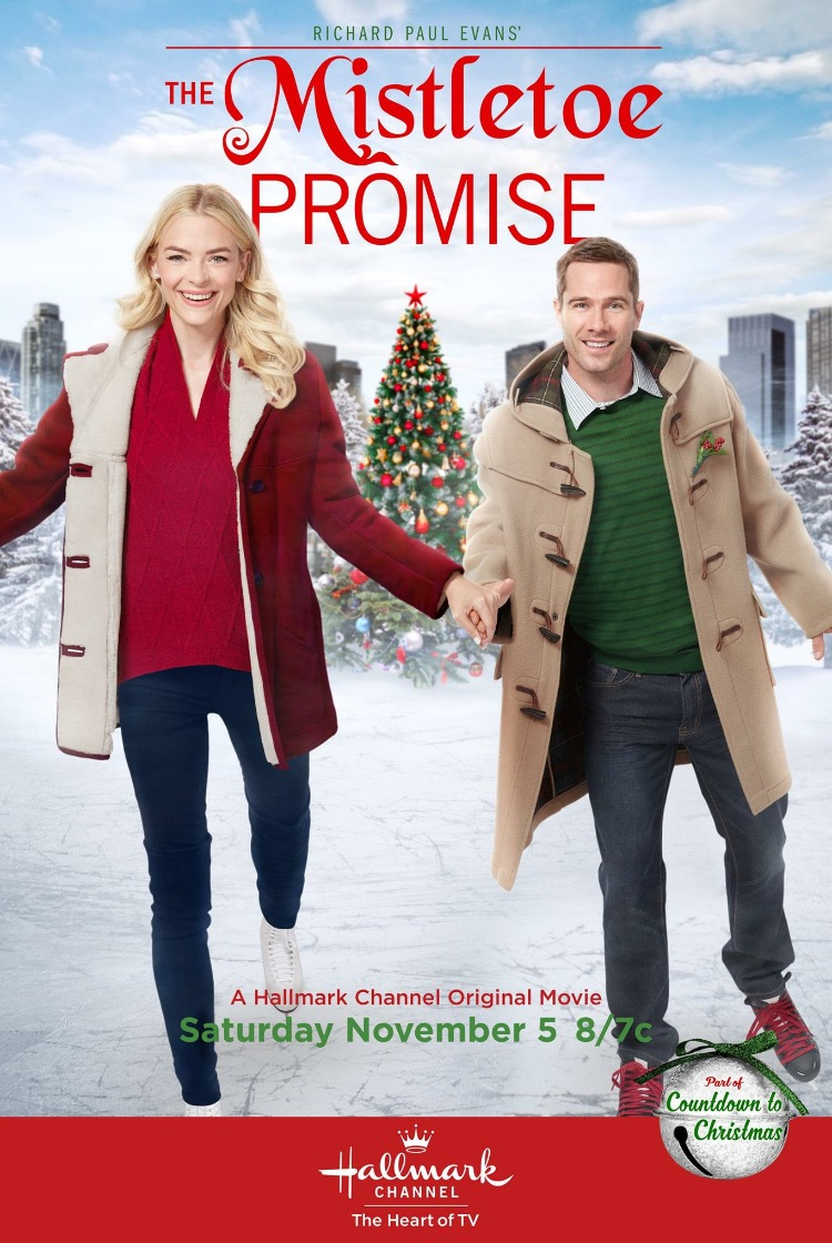 The Mistletoe Promise (TV Movie 2016) - IMDb