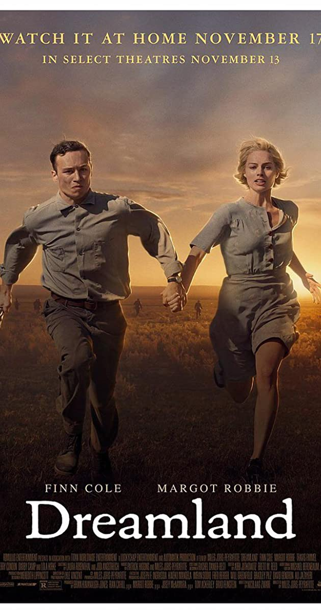 image poster from imdb - Dreamland (2020) • Movie