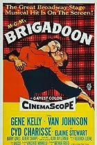 Brigadoon (1954) Poster