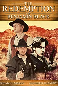 Jacob Dufour, Daniel Cleghorn, and Adam Dufour in The Redemption of Benjamin Black (2014)