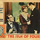 Isla Bevan, Ian Hunter, and Arthur Wontner in The Sign of Four: Sherlock Holmes' Greatest Case (1932)