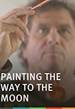 Painting the Way to the Moon