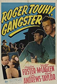 Roger Touhy, Gangster Poster