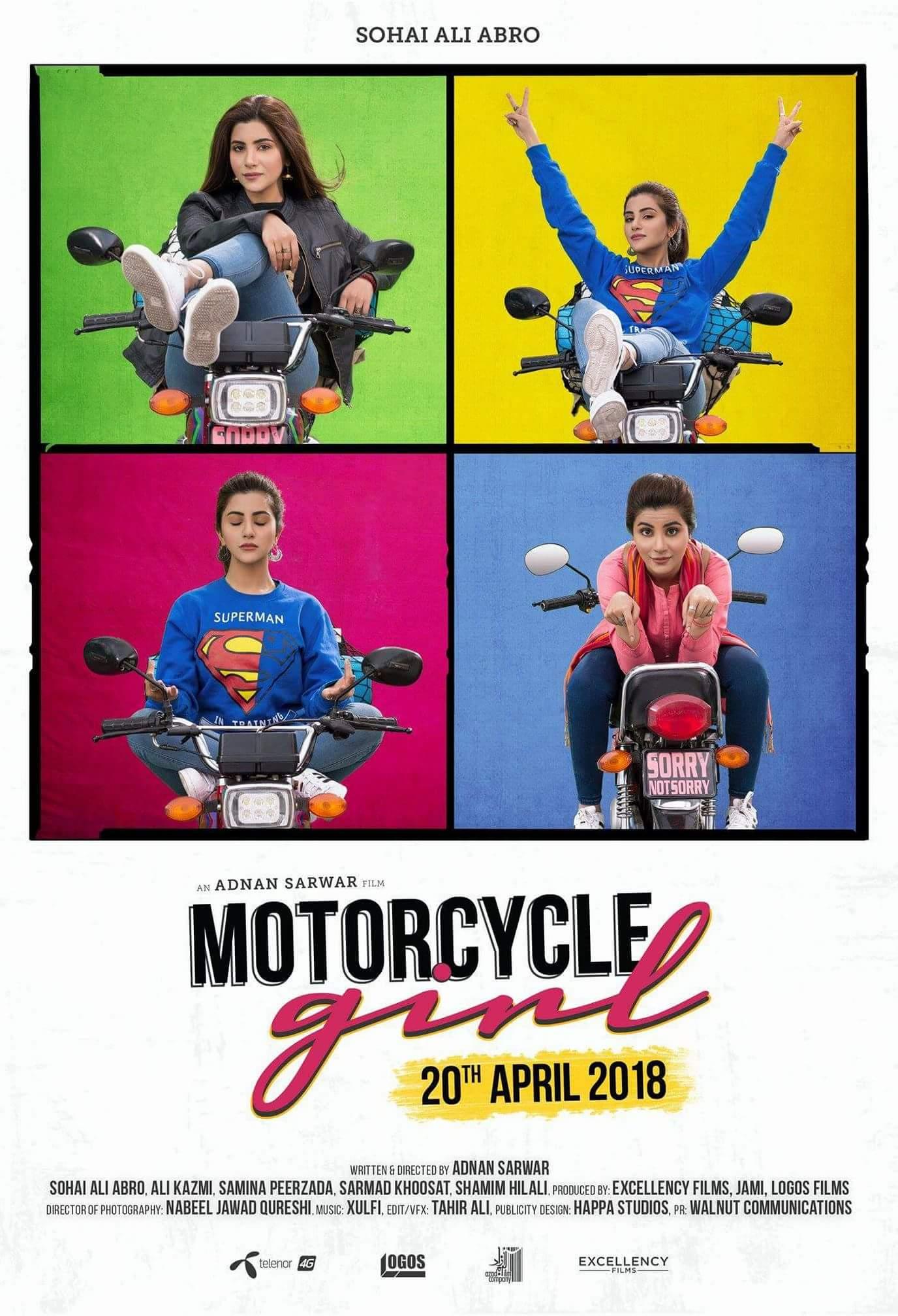 Motorcycle Girl (2018) - IMDb