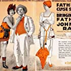 Margaret Cullington and Johnny Ray in Father's Close Shave (1920)