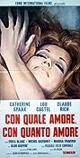 Con quale amore, con quanto amore (1970) Poster