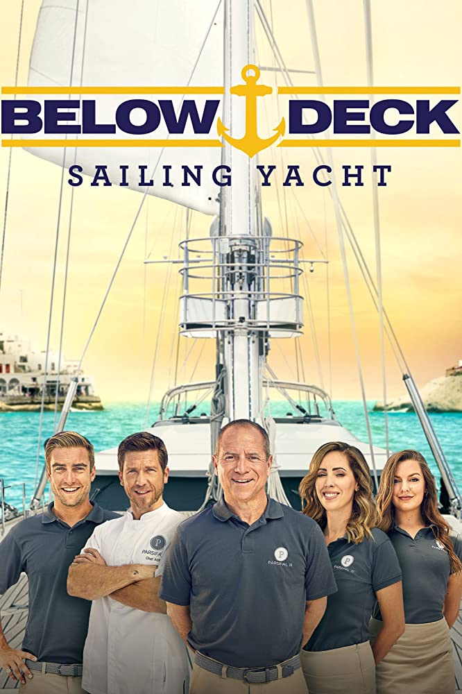 Below Deck Sailing Yacht Season 1
