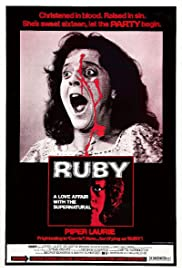 Ruby (1977) Poster - Movie Forum, Cast, Reviews