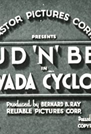 Nevada Cyclone Poster