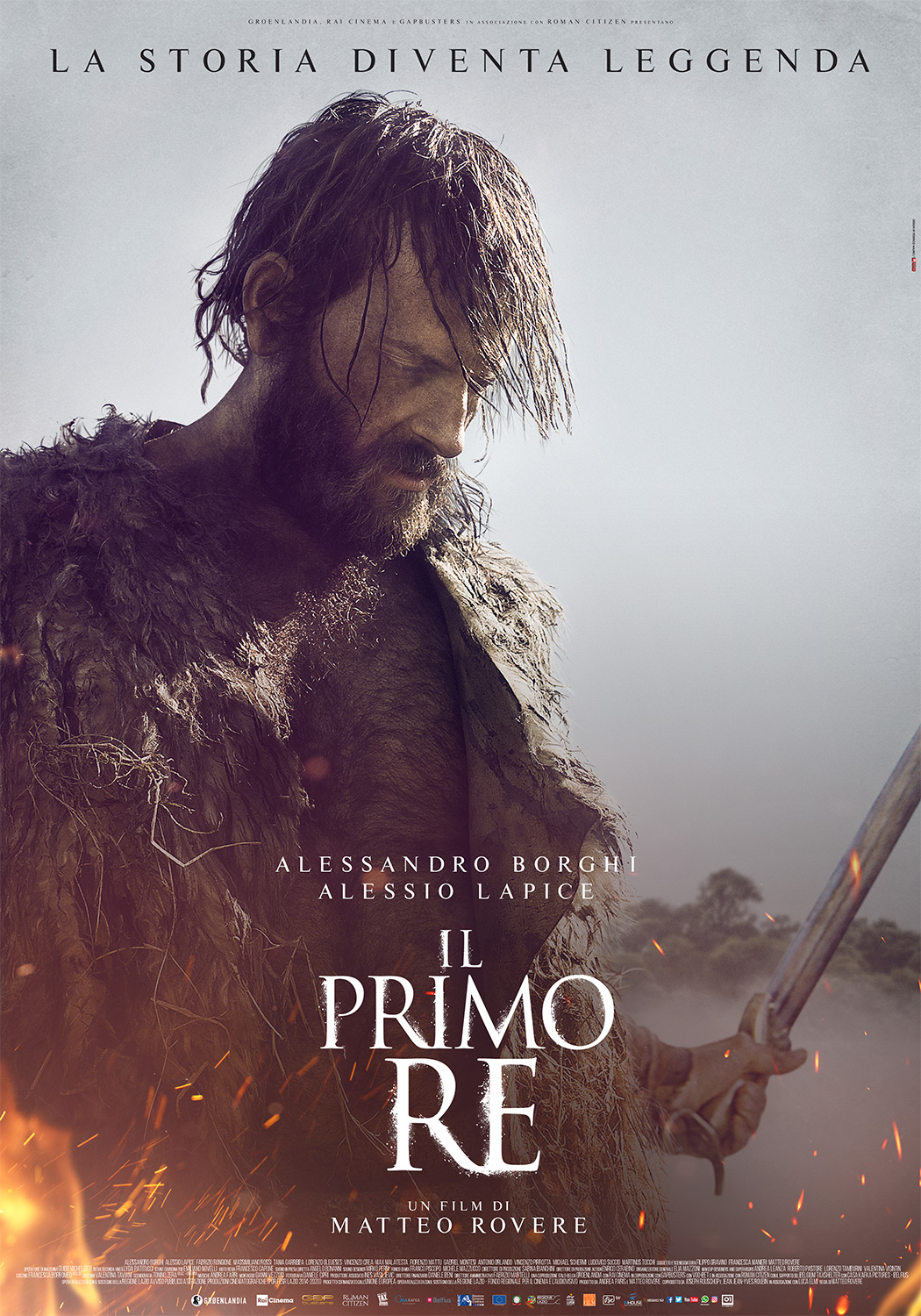 Romulus & Remus: The First King (2019) BluRay 720p