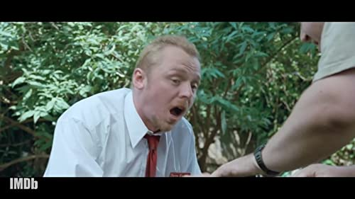Simon Pegg: Movie Moments
