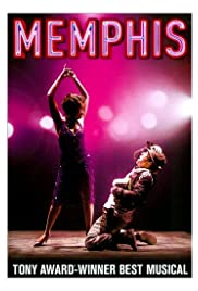 Memphis the Musical Poster