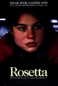 Émilie Dequenne in Rosetta (1999)