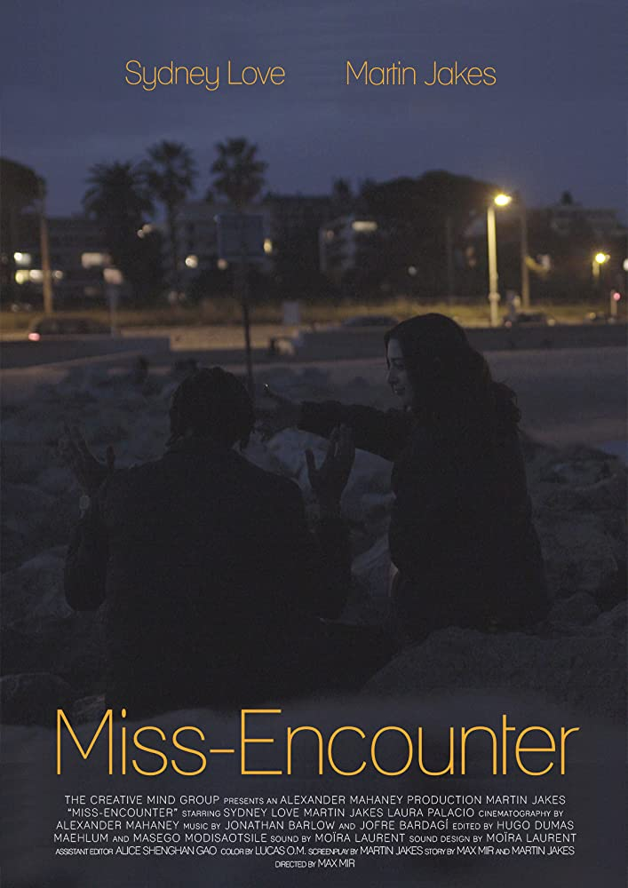 Martin L. Jakes Jr. and Sydney Love in Miss-Encounter (2019)
