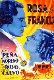 Rosita Díaz Gimeno and José Peña in Rosa de Francia (1935)