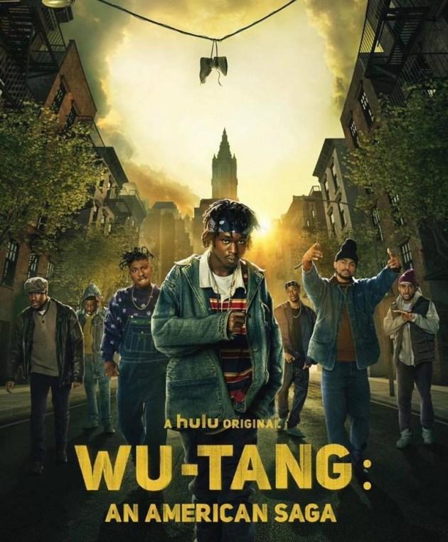 Wu-Tang: Amerikos saga (1 Sezonas) / Wu-Tang: An American Saga Season 1