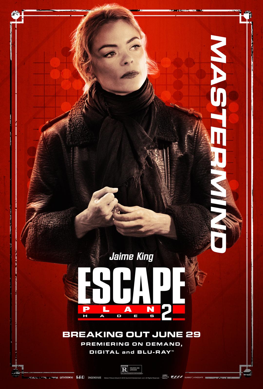 Jaime King in Escape Plan 2: Hades (2018)