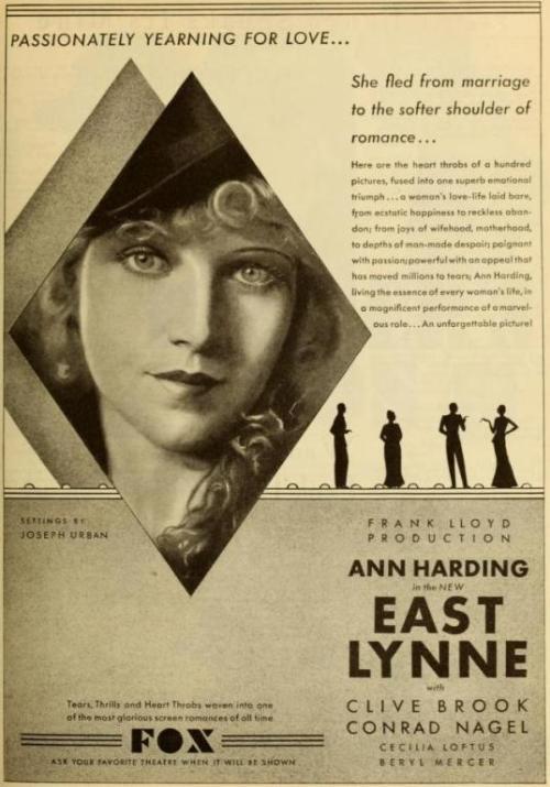 Ann Harding in East Lynne (1931)