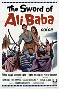 The Sword of Ali Baba none