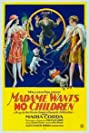Madame Doesn't Want Children (1926) Poster