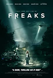 Image result for freaks movie poster 2018