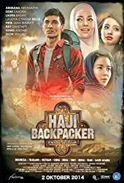 Haji Backpacker Poster