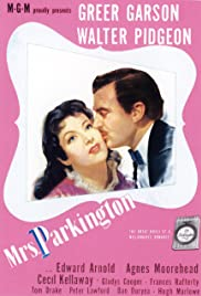 Mrs. Parkington Poster
