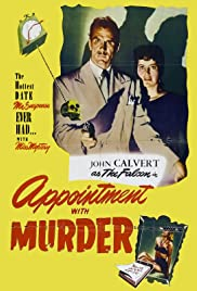 Appointment with Murder Poster