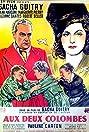 Aux deux colombes (1949) Poster