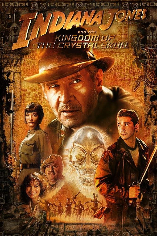Indiana Jones and the Kingdom of the Crystal Skull (2008) Hindi Dubbed