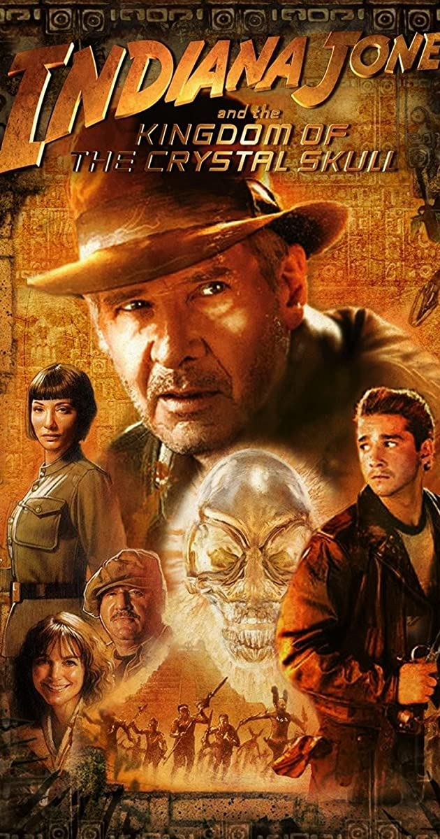 Indiana Jones and the Kingdom of the Crystal Skull (2008) - IMDb