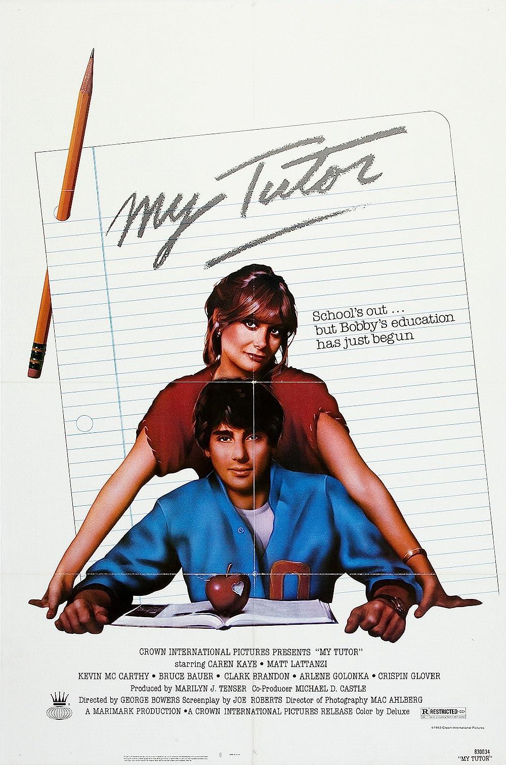 Download 18+ My Tutor 1983 English 720p BluRay 750MB