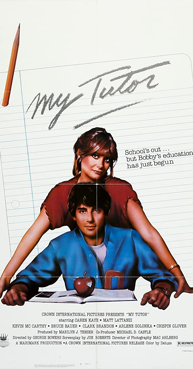 Watch Full HD Movie My Tutor (1983)
