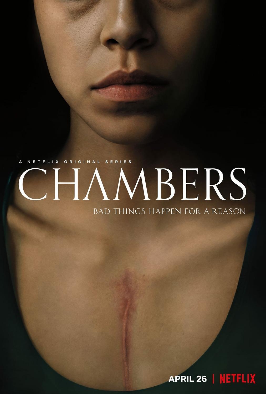CHAMBERS (1 Sezonas)