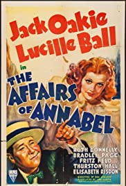 The Affairs of Annabel Poster