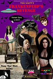 Frankenpimp's Revenge: The Romeo and Juliet Massacre Poster