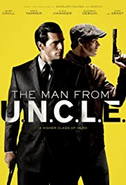 The Man from U.N.C.L.E.: A Family Thing Poster