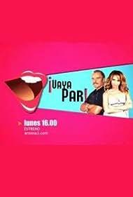 Jesús Mariñas and María Patiño in Vaya par... de tres (2009)
