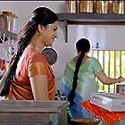 Sneha and Samantha Ruth Prabhu in S/O Satyamurthy (2015)