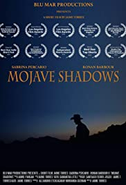 Mojave Shadows Poster