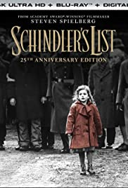 Schindler's List: 25 Years Later Poster