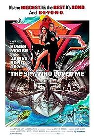 The Spy Who Loved Me (1977) Poster - Movie Forum, Cast, Reviews