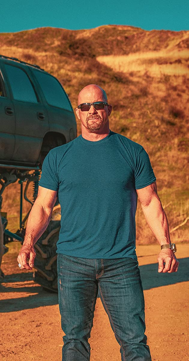 Download Straight Up Steve Austin or watch streaming online complete episodes of  Season1 in HD 720p 1080p using torrent