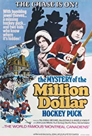 The Mystery of the Million Dollar Hockey Puck Poster